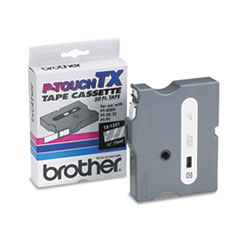 BRTTX1351 - Brother® P-Touch® TX Series Standard Adhesive Laminated Labeling Tape