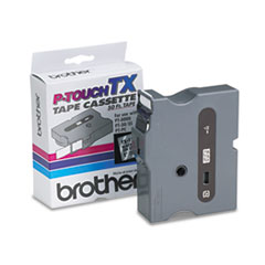 BRTTX1511 - Brother® P-Touch® TX Series Standard Adhesive Laminated Labeling Tape