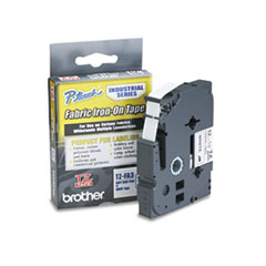 BRTTZEFA3 - Brother® P-Touch® TZ Industrial Series Fabric Iron-On Tape