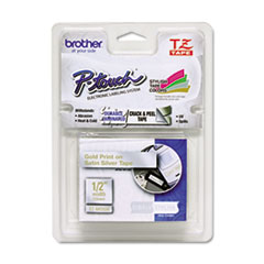 BRTTZEMQ934 - Brother® P-Touch® TZ/TZe Series Standard Adhesive Laminated Labeling Tape