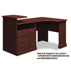 BSH6399CSA203 - Bush® Syndicate Collection Corner Desk