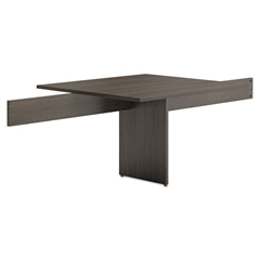 BSXBLMT48AESES - basyx® BL Laminate Series Modular Conference Table Adder