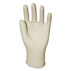BWK355MBX - Disposable General-Purpose Natural Rubber Latex Gloves, Powdered, Medium