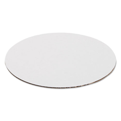 BWKCC-12-CIRCLE - Un-Coated Paperboard Cake Circles