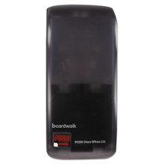 BWKSH900SBBW - Boardwalk® Rely™ Hybrid Soap Dispenser