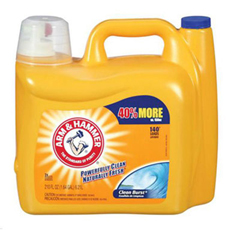 CDC3320009793 - Dual HE Clean-Burst Liquid Laundry Detergent