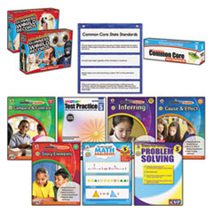CDP144608 - Carson-Dellosa Publishing Common Core Kit
