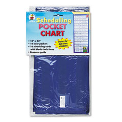 CDPCD5615 - Carson-Dellosa Publishing Scheduling Pocket Chart