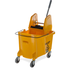 CFS3690504EA - CarlisleFlo-Pac® Bucket/Wringer w/Down Press 35 Qt