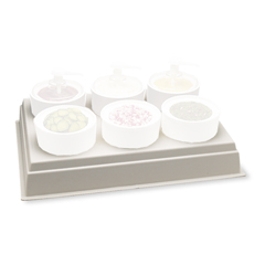 CFSCM106502CS - Carlisle6-Crock Coldcrock Organizer (only)
