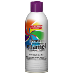 CHA419-0900 - Chase ProductsChampion Sprayon® Premium Enamel Gloss - Purple