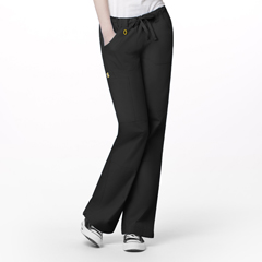 CID5046P-BLK-MD - WonderWinkFashion Cargo Pant