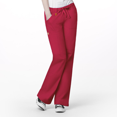 CID5046TX-RED-2XT - WonderWinkFashion Cargo Pant