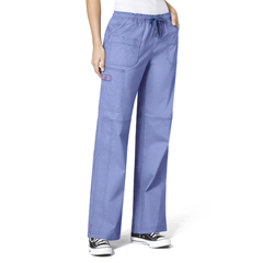 CID5108P-CBL-MD - WonderWinkFaith Multi-Pocket Cargo Pant