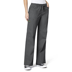 CID5108P-CHA-XSP - WonderWinkFaith Multi-Pocket Cargo Pant