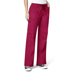 CID5108T-CMS-LGT - WonderWinkFaith Multi-Pocket Cargo Pant