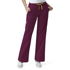 CID5214P-WIN-MP - WonderWinkSporty Cargo Pant - Petite