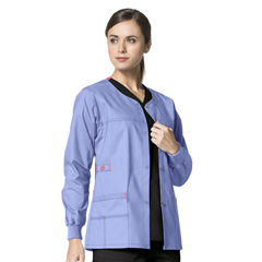 CID8108X-CBL-3XL - WonderWinkConstance Snap Jacket
