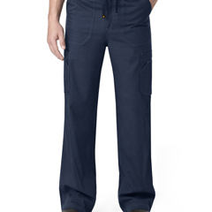CIDC54108T-NVY-MD - CarharttMens Tall Multi-Cargo Pant
