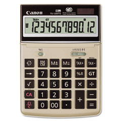 CNM1072B008 - Canon® TS1200TG Desktop Calculator