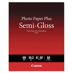 CNM1686B062 - Canon® Photo Paper Plus Semi-Gloss