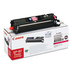 CNMEP87M - Canon EP87M (EP-87) Toner, 4,000 Page-Yield, Magenta