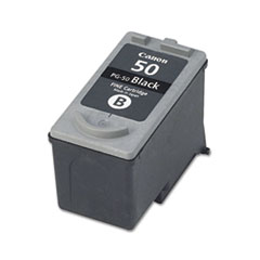 CNMPG50 - Canon PG50 (PG-50) High-Yield Ink, 300 Page-Yield, Black