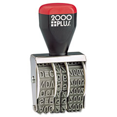 COS012731 - COSCO 2000 PLUS® Traditional Date Stamp