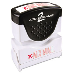 COS035593 - ACCUSTAMP2® Pre-Inked Shutter Stamp with Microban®