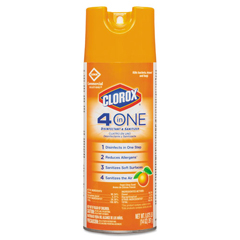 COX31043 - Clorox® 4 in One Disinfectant Sanitizer