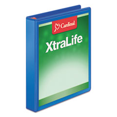 CRD26302 - Cardinal® XtraLife® ClearVue™ Non-stick Locking D-Ring Binder