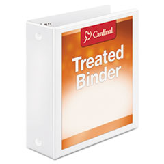 CRD32230 - Cardinal® Antimicrobial ClearVue™ Locking Round Ring Binder