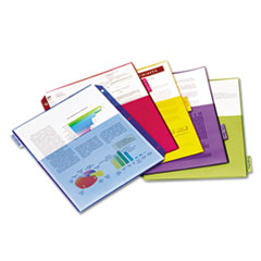 CRD84003 - Cardinal® Poly Index Dividers for Ring Binders