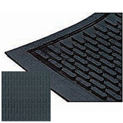 CRMTD0035BK - Crown MatsCrown-Tred™ Scraper Rubber Mat