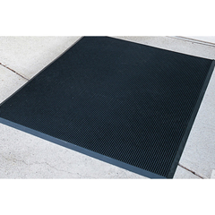 CROFTS672BLA - Finger-Tip® Indoor/Outdoor Scraper Mat