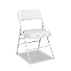 CSC60883CLG4 - Bridgeport™ Deluxe Vinyl Padded Series Folding Chair