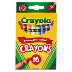 CYO523016 - Crayola® Classic Color Pack Crayons