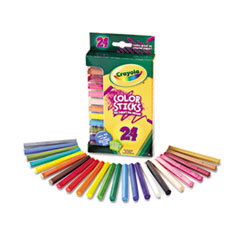 CYO682324 - Crayola® Sketch & Shade Color Sticks