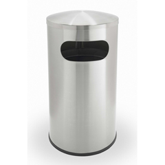 CZP780329 - Commercial Zone ProductsPrecision Series - Allure Dome Top Waste Container
