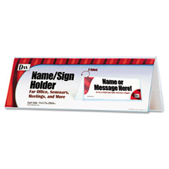 DAXN2709N4T - DAX® Name/Sign Holder