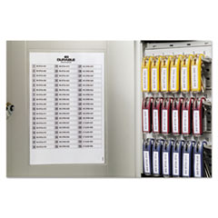 DBL195323 - Durable® Locking Key Cabinet