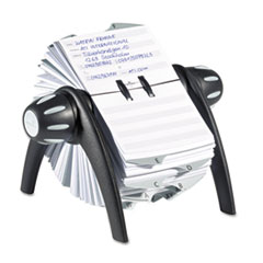 DBL241601 - Durable® TELINDEX® Flip Rotary Address Card File