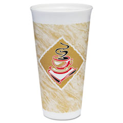 DCC20X16G - Caf G™ Foam Hot/Cold Cups