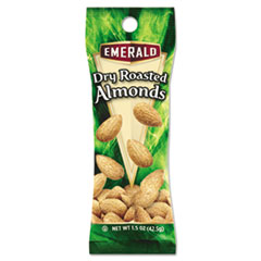 DFD84017 - Emerald® Dry Roasted Almonds, 1.5 oz