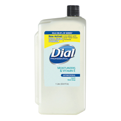 DIA84029 - Dial® Liquid Antimicrobial with Moisturizers and Vitamin E