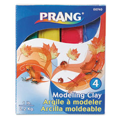 DIX00740 - Dixon® Modeling Clay Assortment