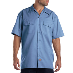 DKI1574-GB-2X - DickiesMens Short Sleeve Work Shirts