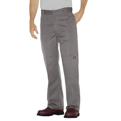 DKI85283-SV-46-32 - DickiesMens Double-Knee Work Pant
