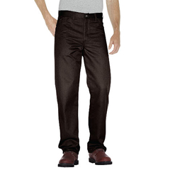 DKIC7988-CB-30-30 - DickiesMens Regular-Fit Staydark Jeans