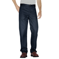 DKIC7988-DN-33-32 - DickiesMens Regular-Fit Staydark Jeans
